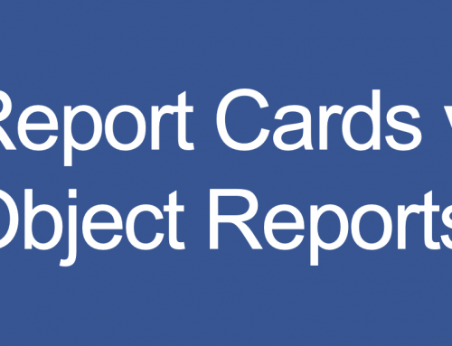 Report Cards vs Object Reports:  How to chose the right PowerSchool reporting system